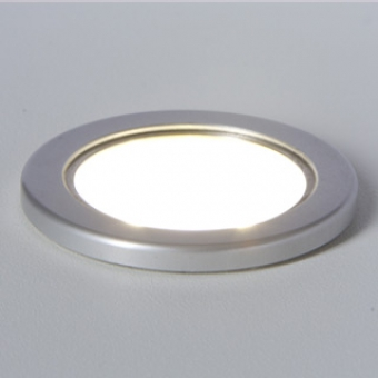 Spot Ecoled Dimmable Gris Argent